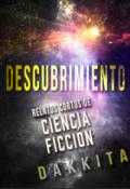 """Portada del libro """"Descubrimiento (relatos Cortos de Ciencia Ficción)"""""""