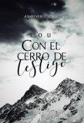 """Portada del libro """"Con el cerro de testigo"""""""