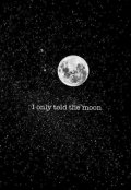 "Portada del libro ""Only Told The Moon"""