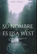 """Portada del libro """"Su nombre es Lisa West"""""""