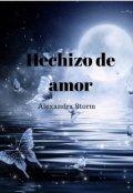 """Cubierta del libro """"Hechizo de amor"""""""