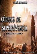 """Portada del libro """"Códigos de supervivencia: Sobre la arena"""""""