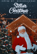 """Portada del libro """"Stellar Christmas"""""""