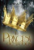 """Portada del libro """"La princesa de Érebos"""""""
