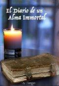 """Portada del libro """"El Diario de un Alma Immortal"""""""