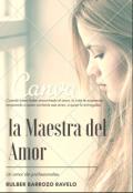"""Portada del libro """"La Maestra Del Amor"""""""