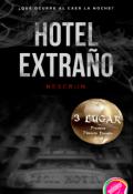 """Portada del libro """"Hotel Extraño"""""""