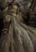 """Обкладинка книги """"Розмова з лялькою"""""""