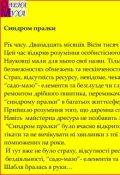 "Обкладинка книги ""Синдром пралки"""