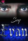 """Portada del libro """"Soy Evan"""""""