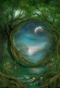 "Book cover ""Зачарованный лес"""