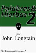 """Portada del libro """"Palabras y Hierbas 2"""""""