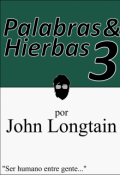 """Portada del libro """"Palabras y Hierbas 3"""""""