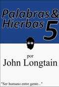 """Portada del libro """"Palabras y Hierbas 5"""""""