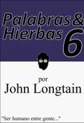 """Portada del libro """"Palabras y Hierbas 6"""""""