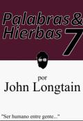"""Portada del libro """"Palabras y Hierbas 7"""""""