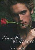 """Portada del libro """"Hamilton Playboy"""""""