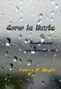 "Portada del libro ""Como la lluvia"""
