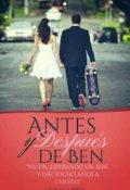 """Portada del libro """"Antes y después de Ben"""""""