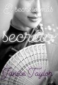 """Portada del libro """"El Secreto Más Secreto"""""""