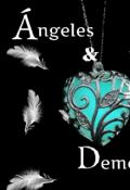 """Portada del libro """"Ángeles & Demonios """""""