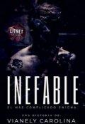 """Portada del libro """"Inefable ©"""""""