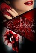 """Portada del libro """"Terror en las Tinieblas"""""""