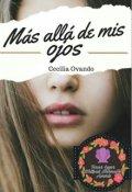 """Portada del libro """"Más allá de mis ojos"""""""