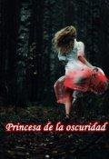 """Portada del libro """"La princesa de la oscuridad"""""""