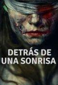 """Portada del libro """"Detrás De Una Sonrisa"""""""