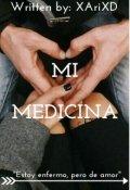 """Portada del libro """"Mi Medicina ©"""""""