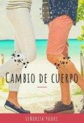 """Portada del libro """"Cambio De Cuerpo ©"""""""
