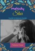"""Portada del libro """"Melody Star"""""""