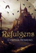 """Portada del libro """"Refulgens: La ciudad del fuego"""""""