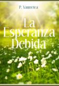 "Portada del libro ""La Esperanza Debida"""