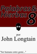 """Portada del libro """"Palabras y Hierbas 8"""""""
