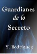 """Portada del libro """"Guardianes de lo secreto"""""""