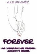 """Portada del libro """"Forever"""""""