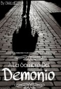 """Portada del libro """"A La Sombra Del Demonio Libro I"""""""