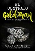 "Portada del libro ""El Contrato Goldman"""