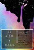 "Portada del libro ""De Negro a Rosado"""