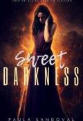 """Portada del libro """"Sweet Darkness"""""""