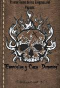 """Portada del libro """"Exorcistas y Caza-Demonios"""""""