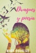 """Portada del libro """"Divagues y poesías"""""""