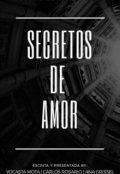 """Portada del libro """"Secretos  De Amor"""""""