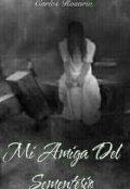 """Portada del libro """"Mi Amiga Del Cementerio"""""""