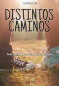 """Portada del libro """"Distintos Caminos."""""""
