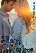 "Portada del libro ""All you need is love"""
