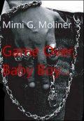 """Portada del libro """"Game Over, Baby Boy... +18 (saga M.O.T.P #8)"""""""
