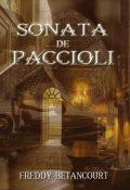 """Portada del libro """"Sonata de Paccioli"""""""